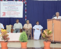 New Toilet Building Inaugurated