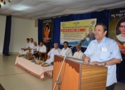 Santhosh Hegde Speech-1