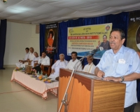 Special Lecture, Interactive Session with Santhosh Hegde