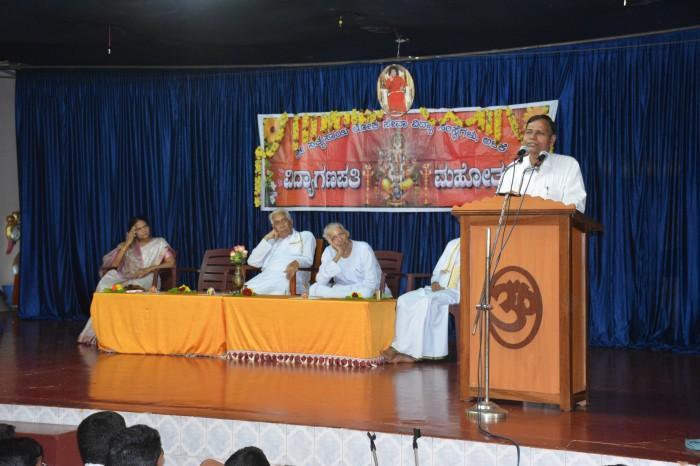 Mohan R Menden Speech