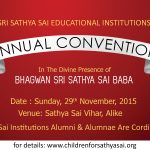 Invitation of Forthcoming Annual Convention