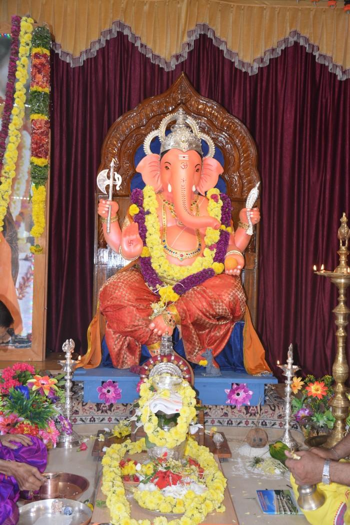 Alike Ganesha