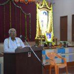 ಸಂಸ್ಥೆಯ ಸಂಸ್ಥಾಪಕರಾದ ಪೂಜ್ಯ ಮಡಿಯಾಲ ಶ್ರೀ ನಾರಾಯಣ ಭಟ್ಟರ 90ನೆಯ ಹುಟ್ಟುಹಬ್ಬದ ಆಚರಣೆ