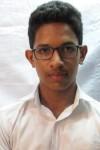 2. Aditya V Hegde (590)