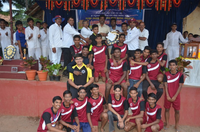 Alike Boys Winners Overall Championship
