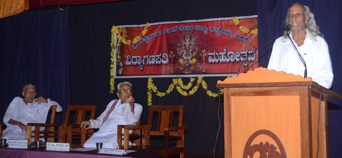 Prof Nanjunda Dixit BS revised